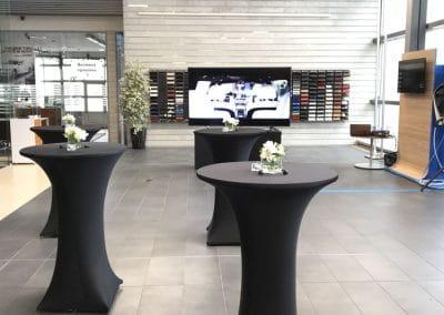 Бизнес събитие на BMW